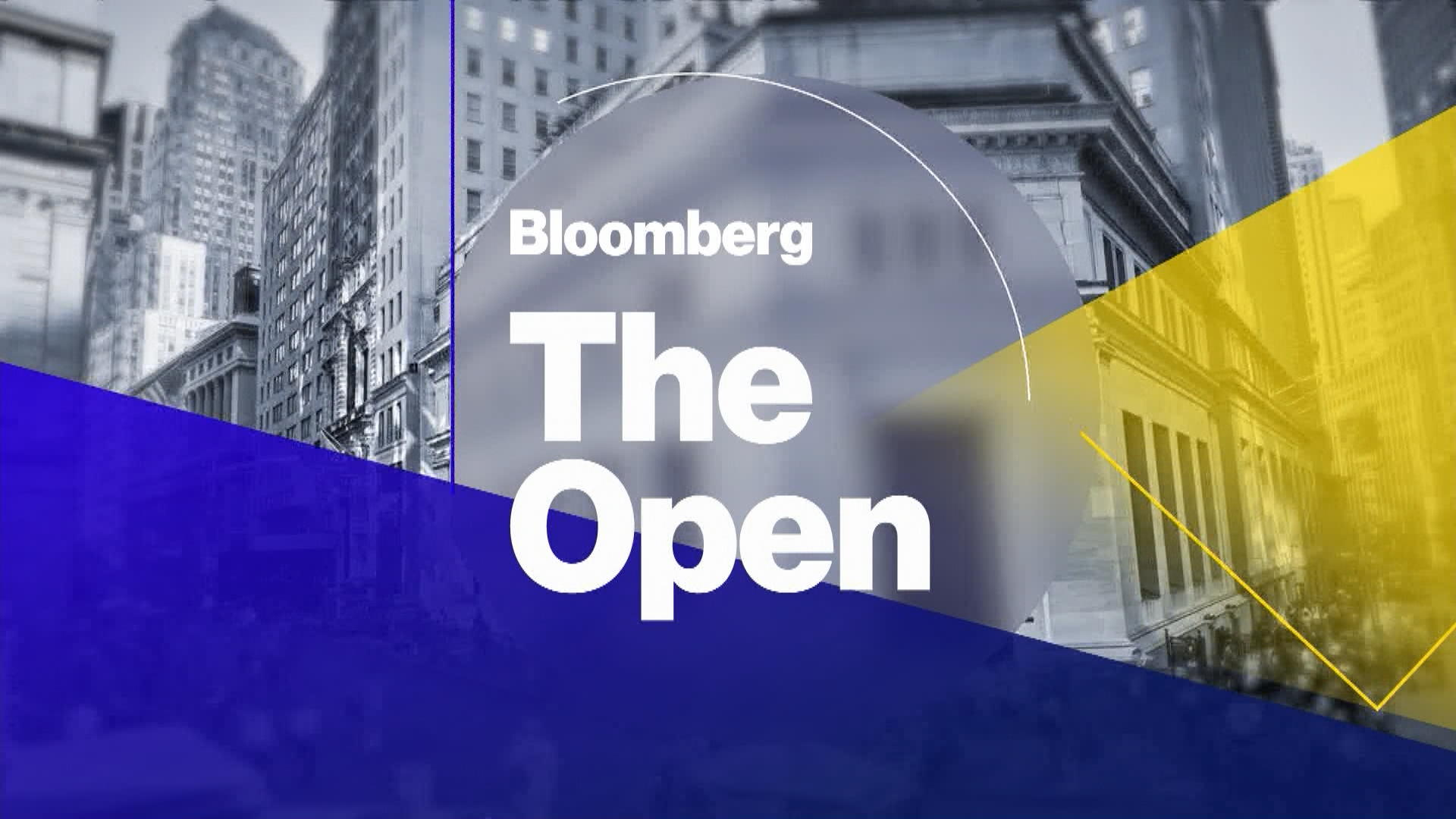 'Bloomberg Markets: The Open' Full Show (04/03/2019)