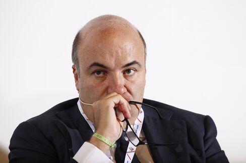 Banca Monte dei Paschi di Siena CEO Fabrizio Viola