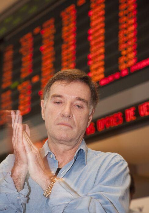 Brazilian billionaire Eike Batista