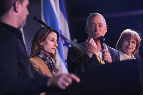 Netanyahu Rival Eyes Gas Fund to Improve OECD's Worst Traffic