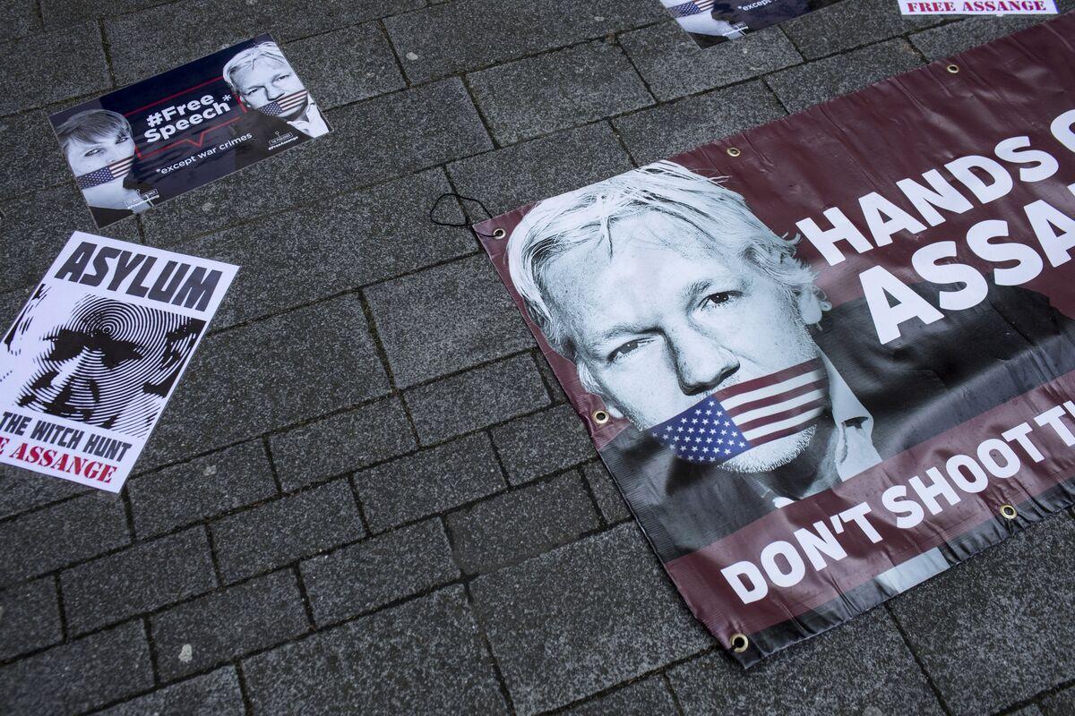 Julian Assange to Apply for Bail on Coronavirus Concerns