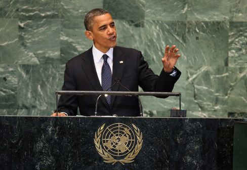 Obama Seen as Steadier Than Romney in Dealing With Mideast