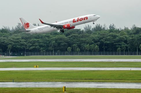 Lion Air Plans Asia, Australia Ventures Using 1,000-Plane Fleet