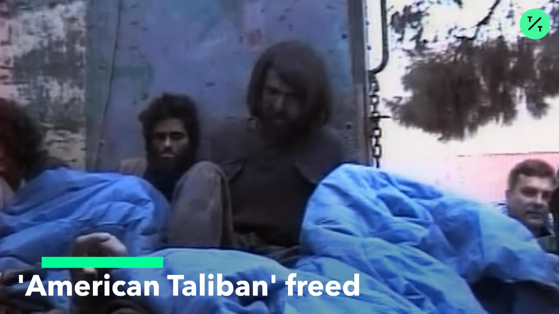 'American Taliban' Freed