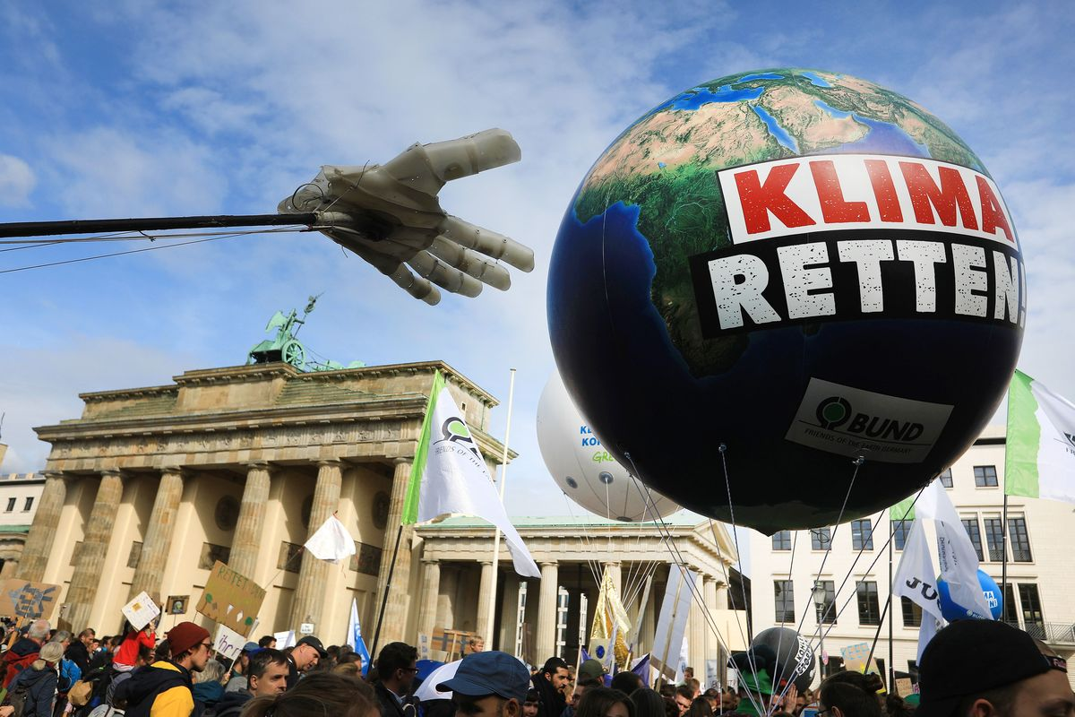 Europe's $13 Trillion Climate Plan Might Be About to Get Serious