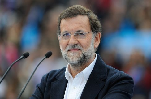 People's Party Leader Mariano Rajoy