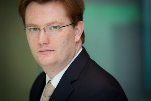 Chief Secretary to the U.K. Treasury Danny Alexander