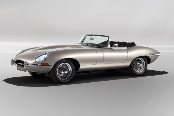 Heres When Youll See Jaguars Epic Electric EType On The Road - Quail car show tickets price