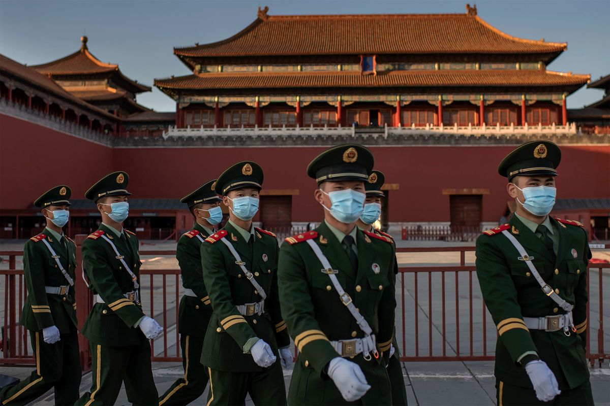 China Warns on 'Red Lines' in Remembering Its Only War With U.S.