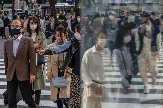 Japan's Suga Sets Sunday End for Tokyo Area Virus Emergency