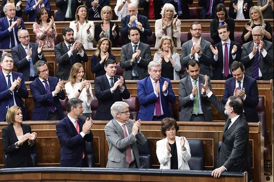 Sanchez Topples Rajoy to Become Prime Minister: Spain Update