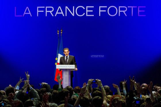 Sarkozy Convicted of Campaign Finance Violations From 2012