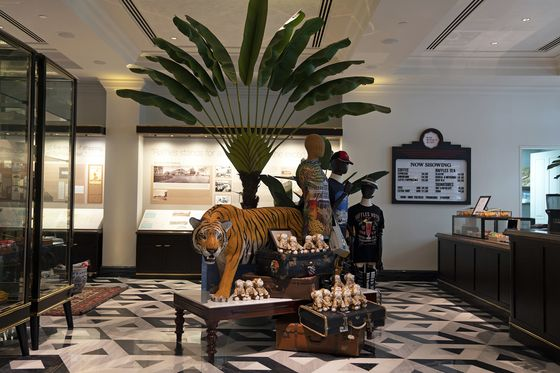 The NewRaffles: A Look Inside One of the World's Most Famous Hotels
