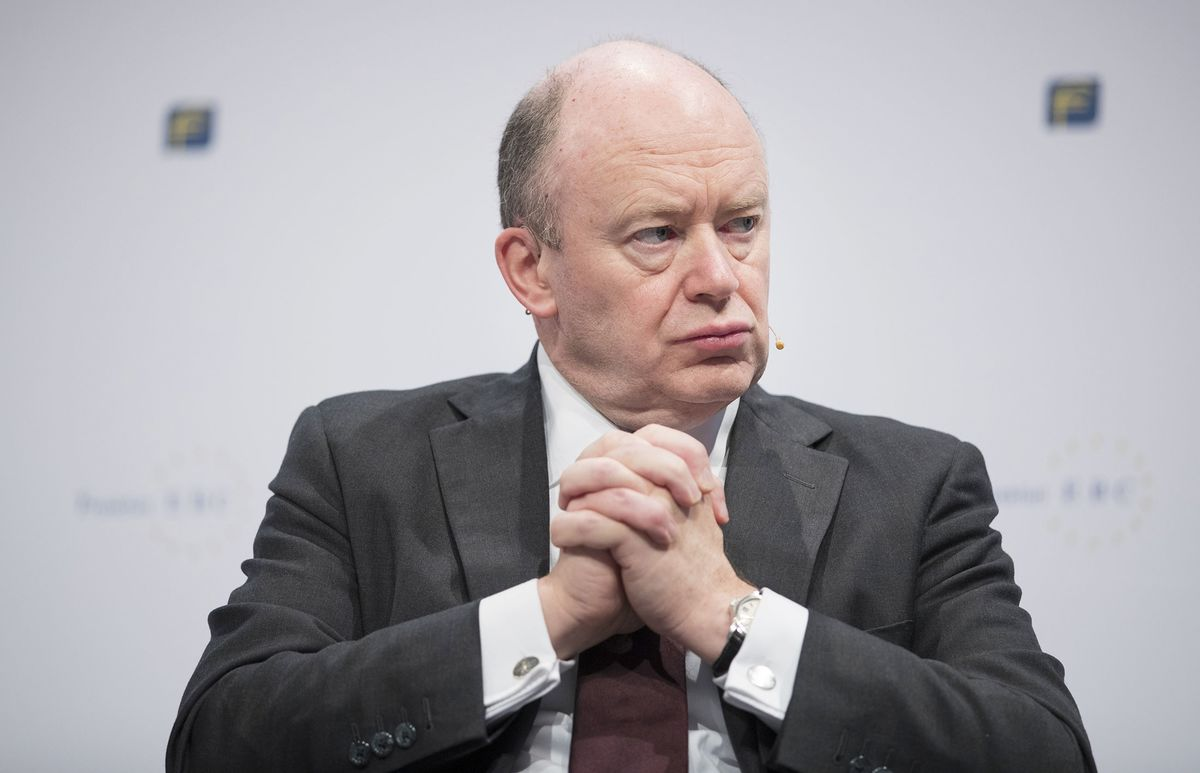 So he begrudgingly took to facebook to sell the suit and also decided - Ceo S Winning Gamble May Keep Scrooge From Deutsche Bank Bonuses Bloomberg