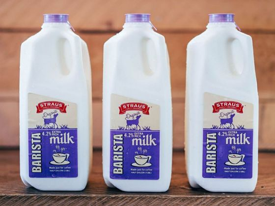 'Super Milk' Drives the Long Lines at Your Favorite Coffee Shop