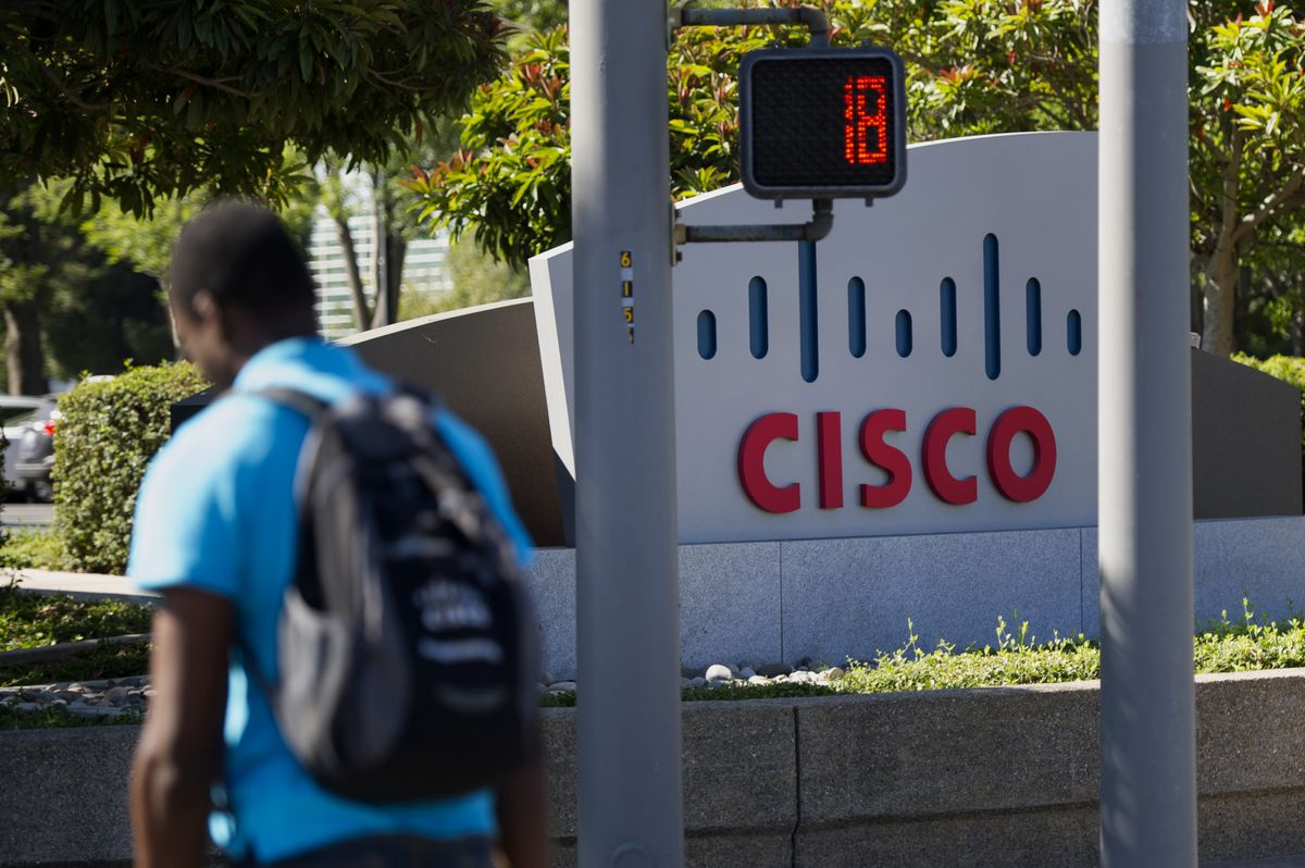 Cisco Has Worst Day in Two Years as China Weighs on Outlook