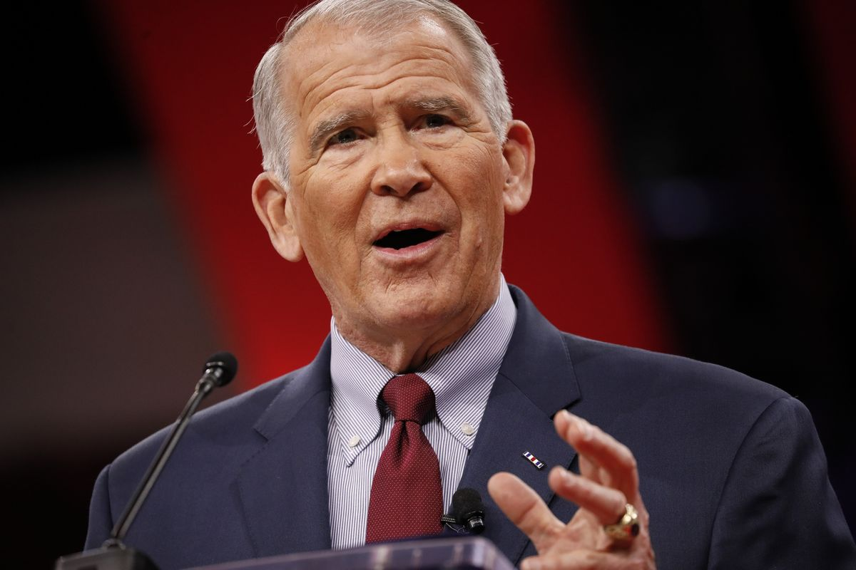 NRA Doesn't Have to Pay Oliver North Legal Bills, Judge Says