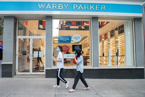 Warby Parker Plans U.S. IPO As Soon as This Year