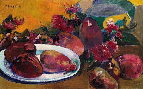 Paul Gauguin, Nature morte aux mangos, circa 1891-96