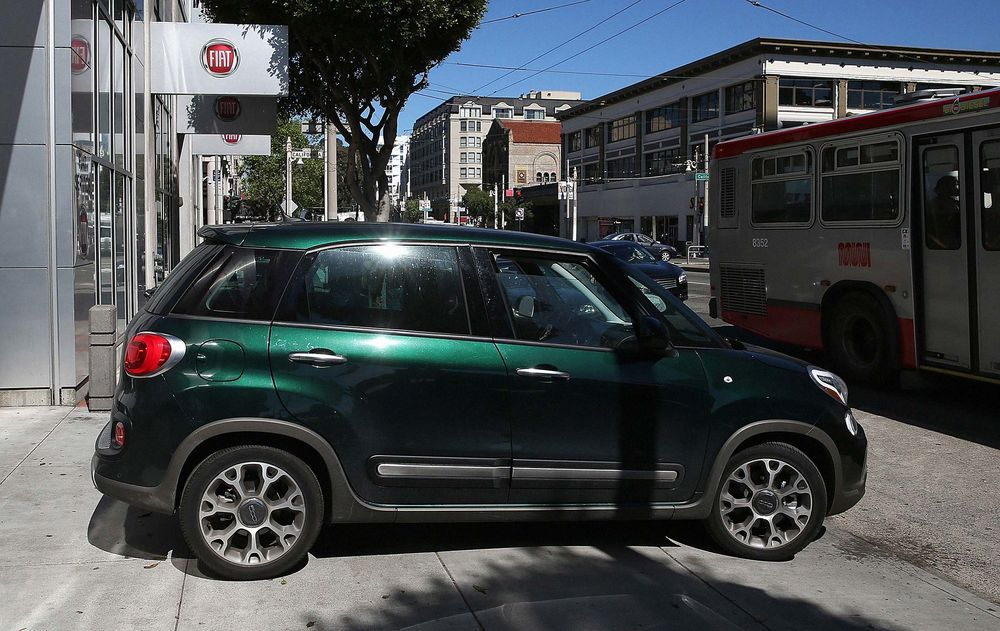 Fiat Is Fading Fast in the U S , Where SUVs Rule - Bloomberg