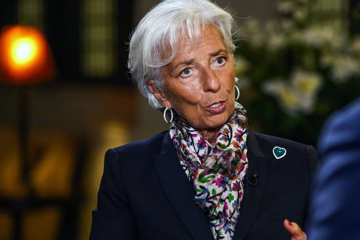 Thumbnail for Africa Slump Not Grounds for 'Excessive Pessimism,' Lagarde Says