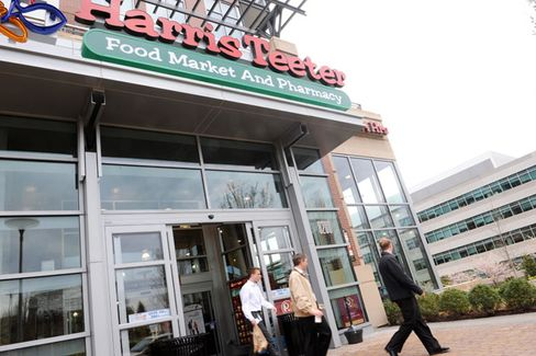 The Demographics Behind Kroger's $2.5 Billion Bid for Harris Teeter
