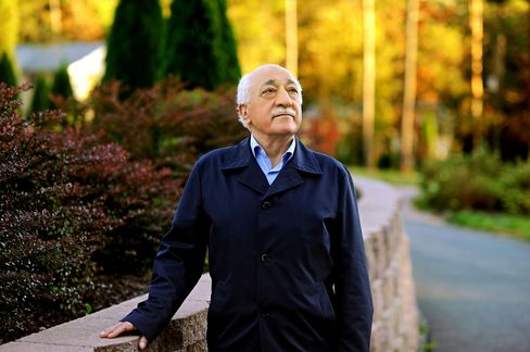 Islamic Preacher Fetullah Gulen's half-a-century-old movement runs more than a thousand schools, hospitals and other charities in more than 150 countries, most of them in former Soviet countries and Africa, but also in the U.S. Source: Fgulen.com via Bloomberg