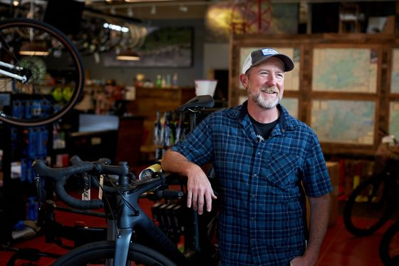 BicycleSales Surge With Americans Eager to Get Moving Again