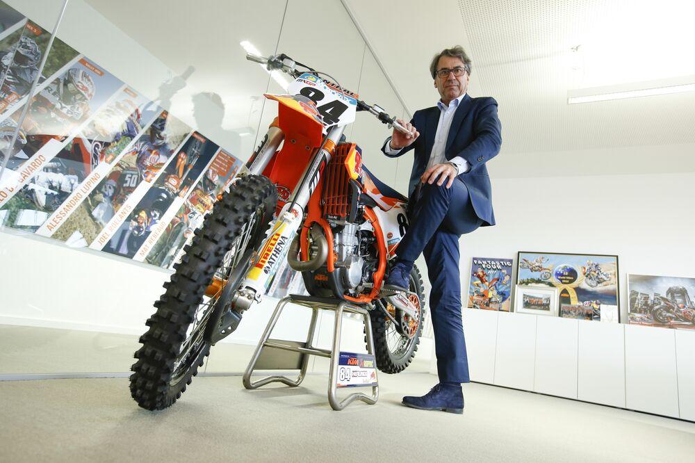 KTM Hails 'Sensational' First Quarter Motorcycle Sales in Europe