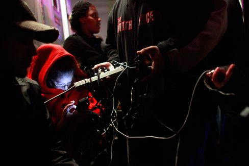 New Yorkers Grapple With 'Charge-pocalypse'