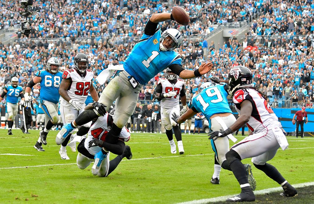 c10d6b64 Bidding for NFL's Carolina Panthers Reaches $2.5 Billion - Bloomberg