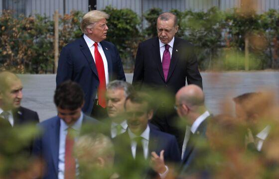 Erdogan Cast Aside as Trump Favors Other Mideast Strongmen