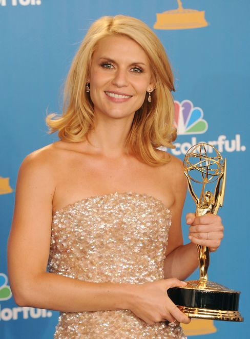 Claire Danes won an Emmy for HBO's