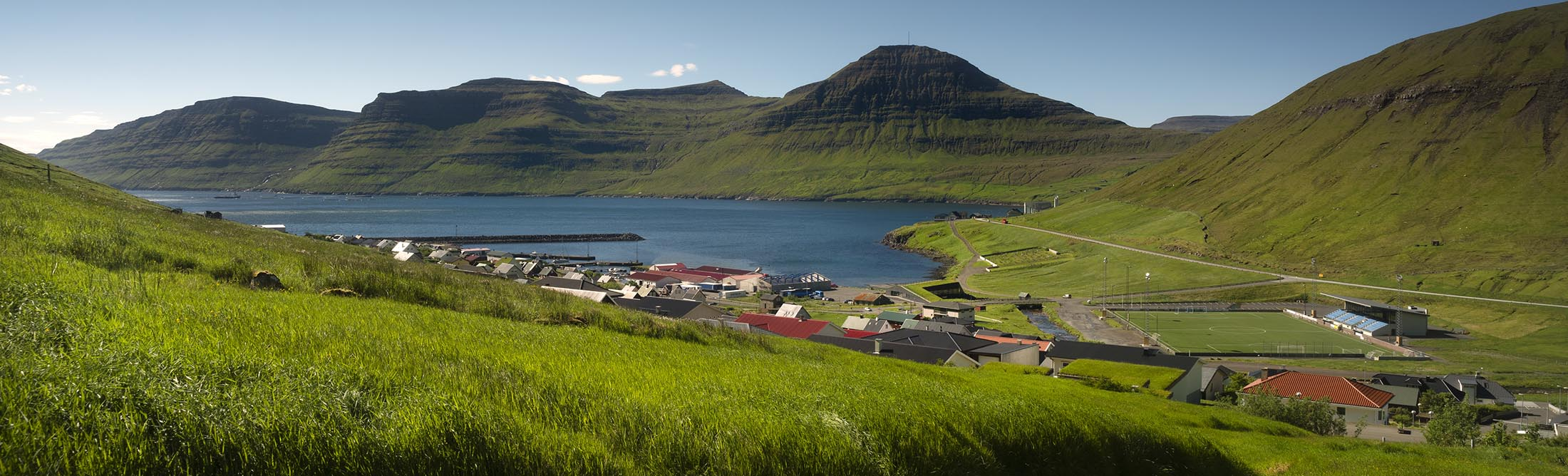 Why You Need to Go to the Faroe Islands, in 13 Stunning Images - Bloomberg