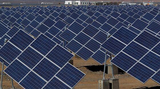 U.S. Blocks Some Solar Materials Made in Xinjiang Region