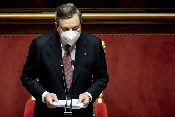 Draghi Could End Italy's Era of Corporate Interventionism