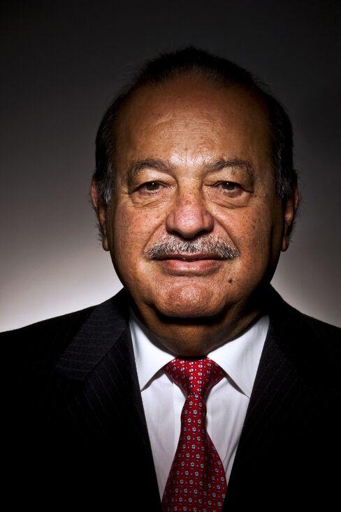 Mexican Billionaire Carlos Slim