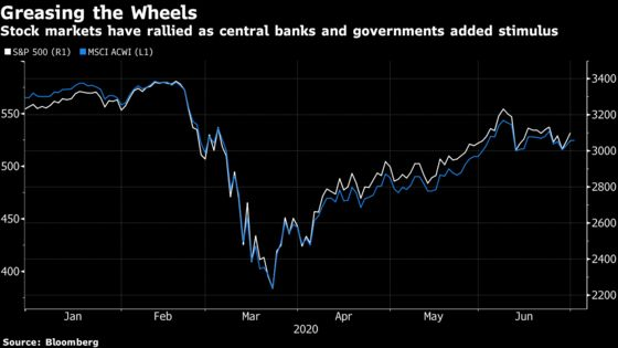 Markets Are Akin to a New Fed Policy Mandate, Prudential Says