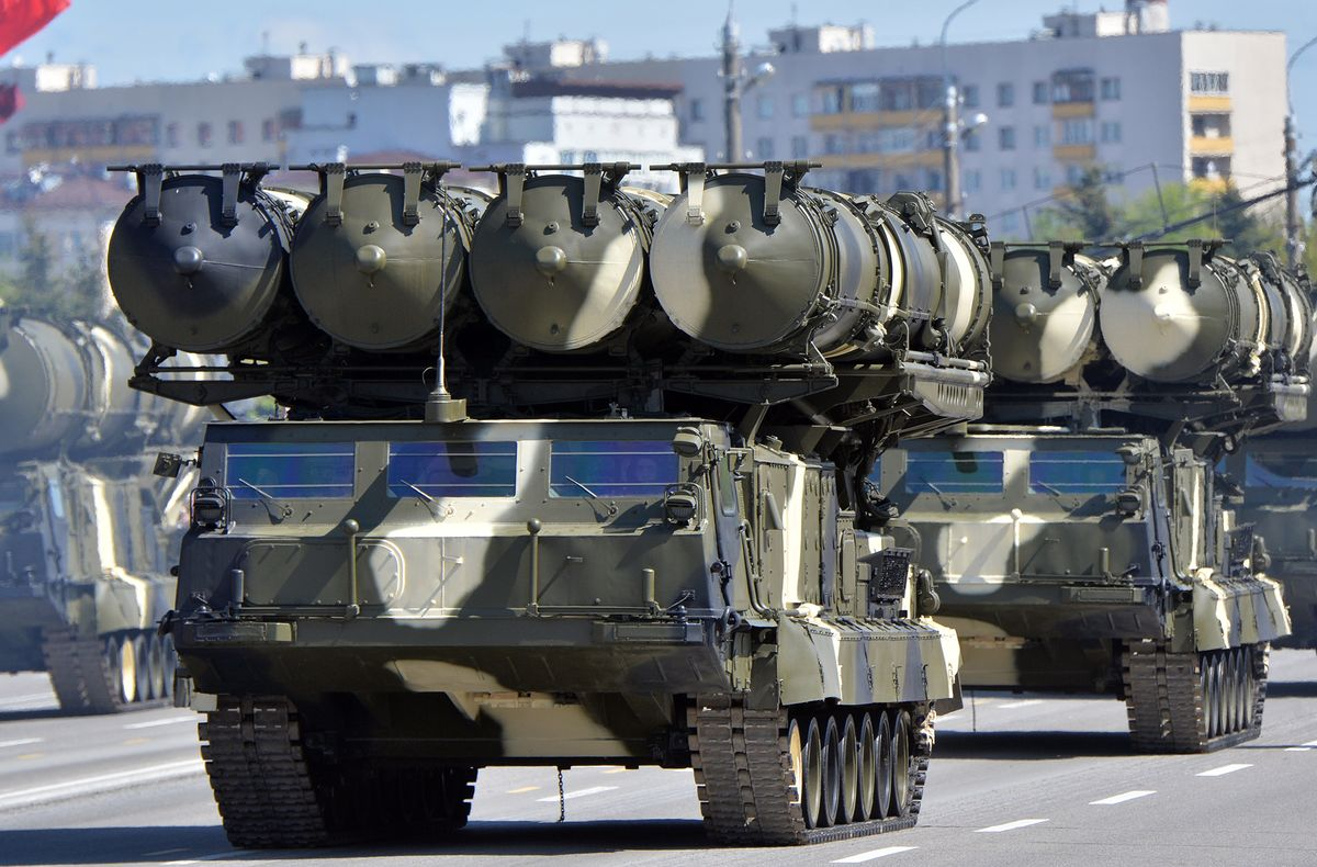 Russian Missiles Alarm Israel, Stoking Risk of Next Syria Crisis