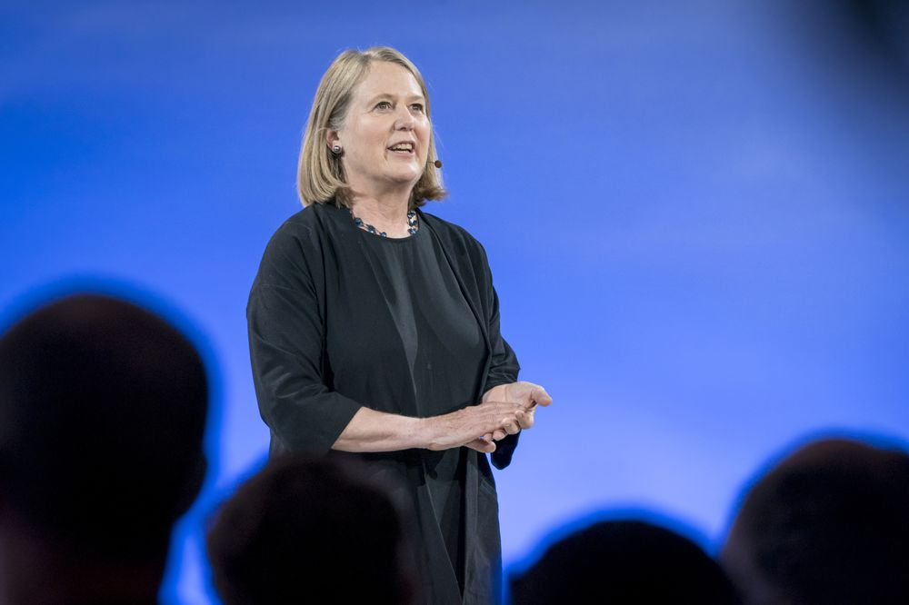 Google Cloud CEO Diane Greene to Leave; Kurian Steps In