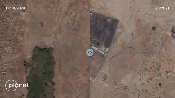 Satellite Images Show Ethiopia Carnage as Conflict Continues