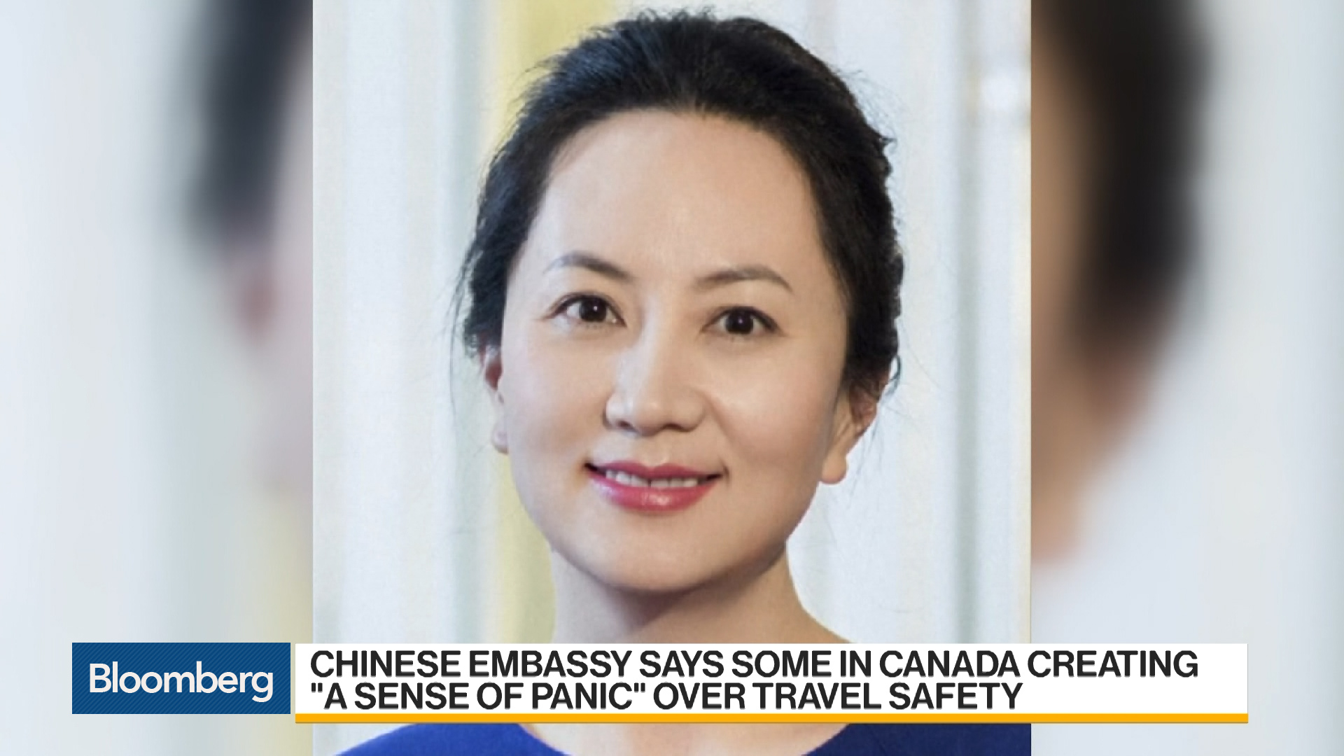 China-Canada Feud Escalates as U.S. to Push Ahead With Huawei CFO Extradition