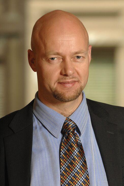 Norges Bank Investment Managemen CEO Yngve Slyngstad