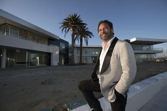 LA Mansion Once Set for $500 Million Price Tag Is in Default