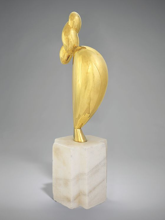 Brancusi Sculpture Sells for Record $71 Million at Christie's