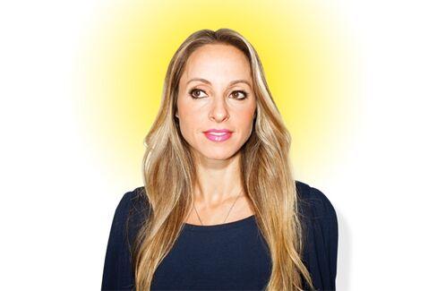 Gabrielle Bernstein, Guru to Young Professional Women