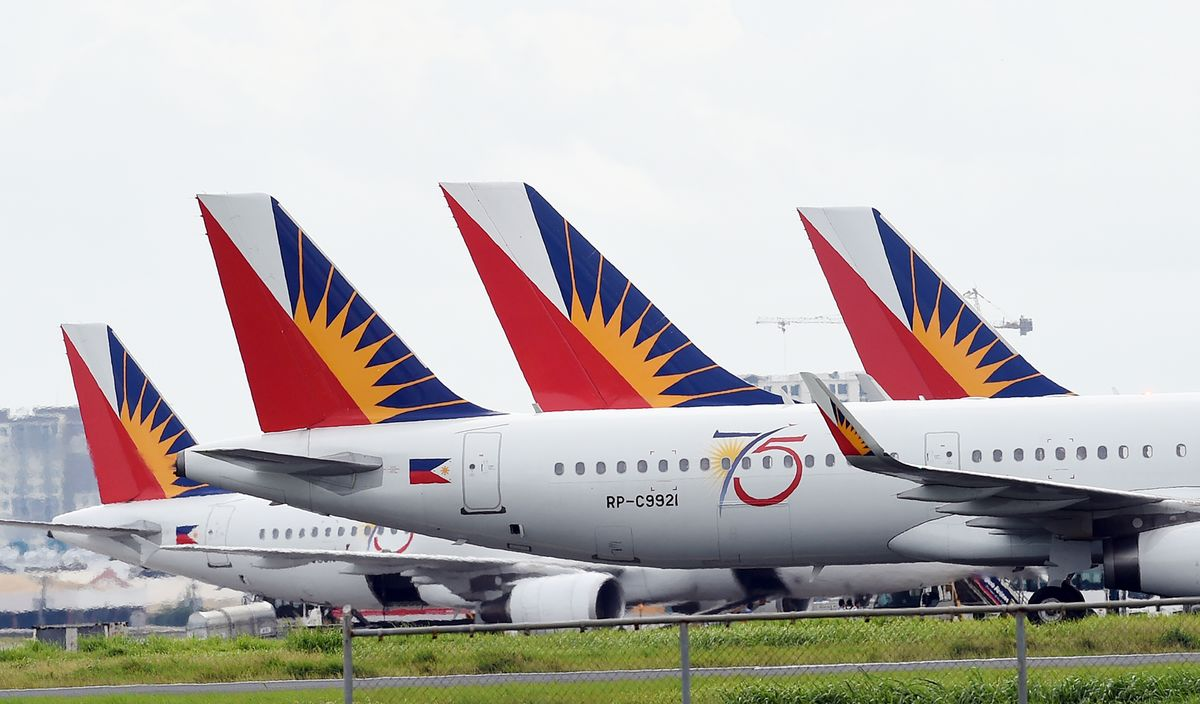 Philippine Air's Parent Posts Record Loss on Pandemic Curbs
