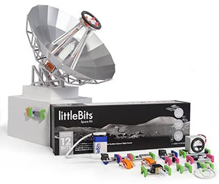 The LittleBits Space Kit