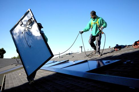 SolarCity Plans to Offer Asset-Backed Debt to Retail Investors