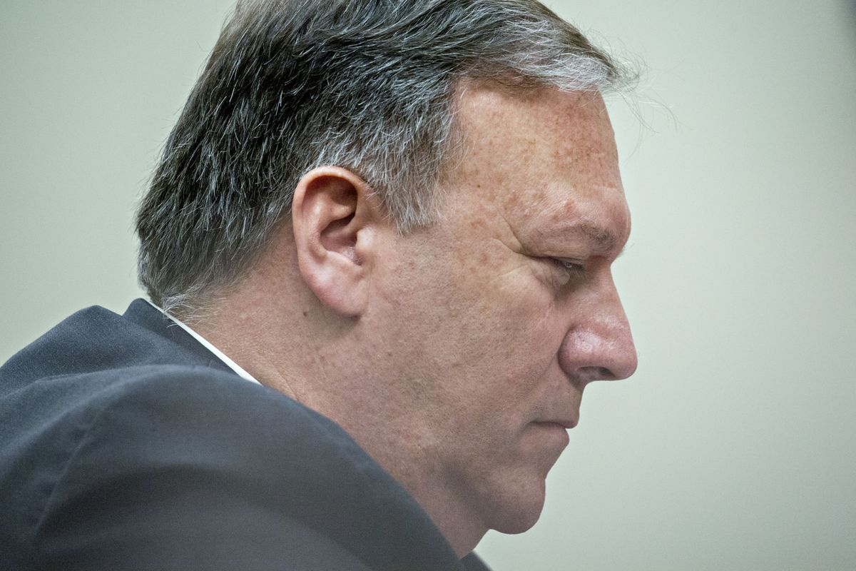 Pompeo Affirms, Reluctantly, That Russia Tried to Help Trump Win
